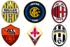 Pic of The Rossoneri, Giallorossi, Bianconeri... Italian Club's Colour Nicknames
