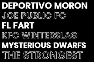 Football Kit Manufacturers