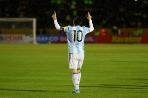 Lionel Messi 2017 Argentina