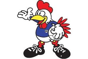 1984 Mascot