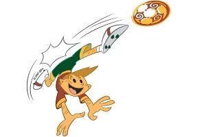 2004 Mascot