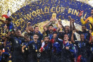 2018 France Lifting World Cup